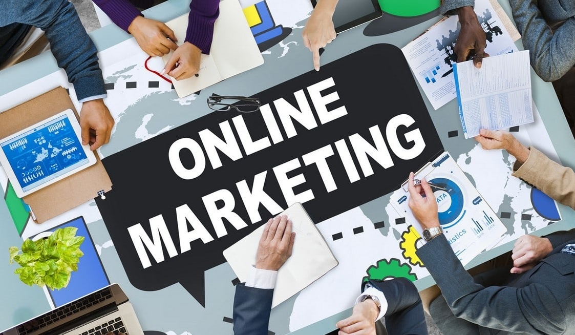 Strategi Online Marketing